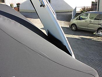 Persenning Doral 250 SE Monticello Bootspersenning 09
