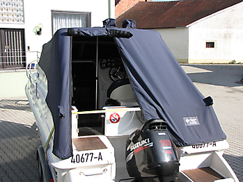 Persenning Drago Fiesta 22 Bootspersenning 08