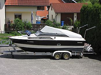 Persenning Fjord 21 Weekender Bootspersenning 01