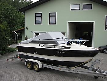Persenning Fjord 21 Weekender Bootspersenning 06