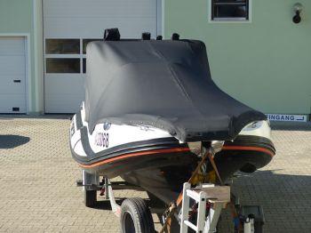 Persenning Formenti ZAR 57 Welldeck Bootspersenning 05