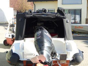 Persenning Formenti ZAR 57 Welldeck Bootspersenning 12