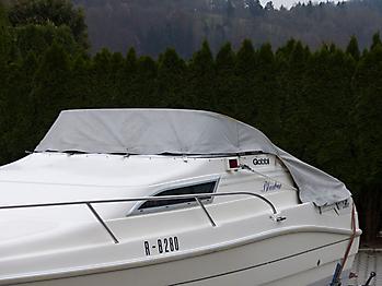 Alte Originalpersenning Gobbi 21 Cabin zum Vergleich 02
