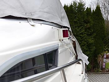 Alte Originalpersenning Gobbi 21 Cabin zum Vergleich 05