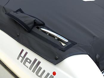 Persenning Hellwig Milos V630 Cabin AB Bootspersenning 10