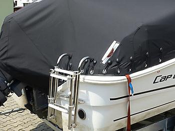 Persenning Jeanneau Cap Camarat 5.5 BR Bootspersenning 11