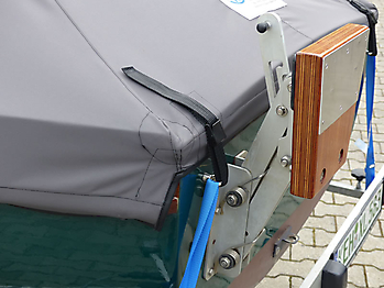 Persenning Jollenkreuzer 15 Ganzpersenning 08
