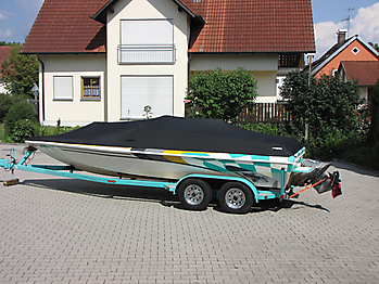 Persenning Magic Powerboats 22 Magician Bootspersenning 08