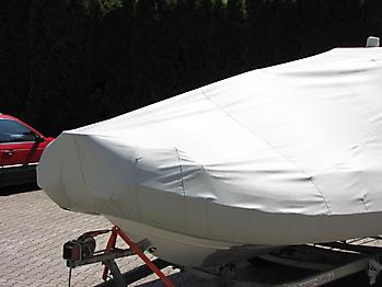 Persenning Mariner 500 Bootspersenning  04