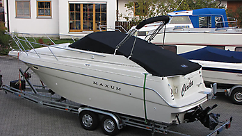 Persenning Maxum 2400 SCR Bootspersenning 01