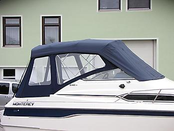 Verdeckschutzpersenning Monterey 246SEL 05