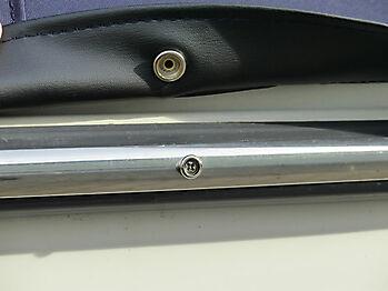 Persenning Parker 750 CC Ganzpersenning 12