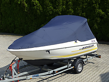 Persenning Quicksilver 500 Commander Open Bootspersenning 04