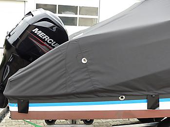 Persenning Quicksilver activ 555 open Ganzpersenning 08