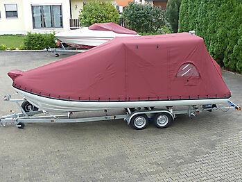 Persenning Ranieri Cayman 23 Sport Touring nautisches Zelt 01