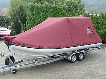 Persenning Ranieri Cayman 23 Sport Touring nautisches Zelt 03
