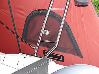 Persenning Ranieri Cayman 23 Sport Touring nautisches Zelt 13