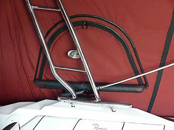 Persenning Ranieri Cayman 23 Sport Touring nautisches Zelt 14
