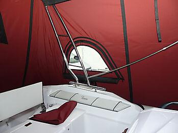 Persenning Ranieri Cayman 23 Sport Touring nautisches Zelt 15