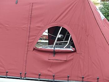 Persenning Ranieri Cayman 23 Sport Touring nautisches Zelt 18