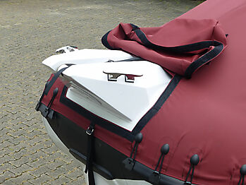 Persenning Ranieri Cayman 23 Sport Touring nautisches Zelt 22