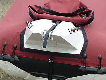 Persenning Ranieri Cayman 23 Sport Touring nautisches Zelt 23