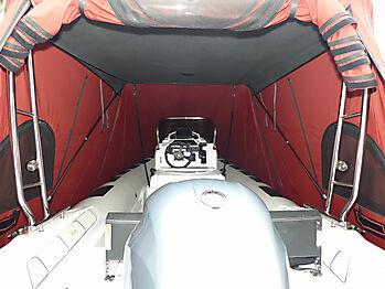 Persenning Ranieri Cayman 23 Sport Touring nautisches Zelt 28