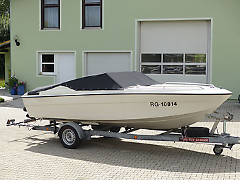 Persenning Regal 185 XL Bootspersenning 05