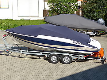 Persenning Regal 2100 Bootspersenning 01