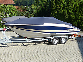 Persenning Regal 2100 Bootspersenning 03