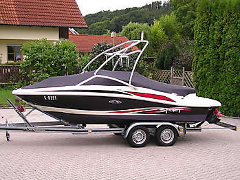 Persenning Sea Ray 185 Sport Bootspersenning 02