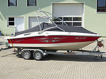Persenning Sea Ray 195 Sport Bootspersenning 08