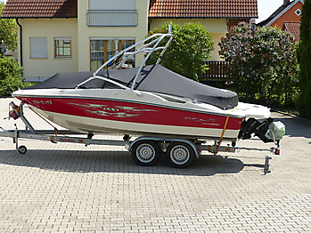 Persenning Sea Ray 195 Sport Bootspersenning 09