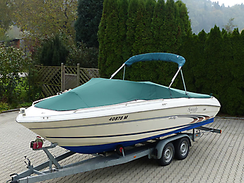 Persenning Sea Ray 210 Signature Bootspersenning 03