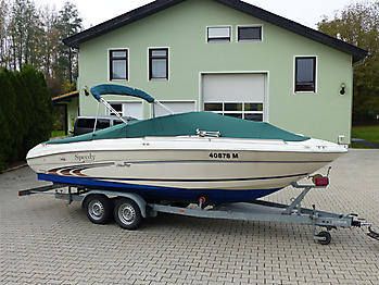 Persenning Sea Ray 210 Signature Bootspersenning 04