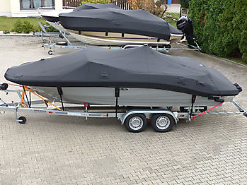 Persenning Sea Ray SPX 210 Ganzpersenning 01