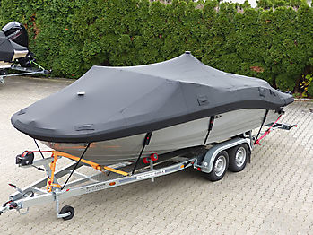 Persenning Sea Ray SPX 210 Ganzpersenning 04