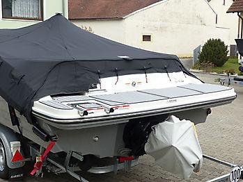 Persenning Sea Ray SPX 210 Ganzpersenning 12