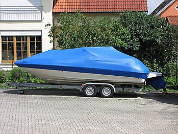 Persenning Sea Ray 210 Sundeck Bootspersenning 02