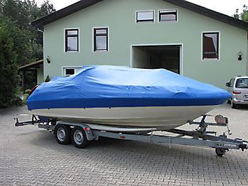 Persenning Sea Ray 210 Sundeck Bootspersenning 04