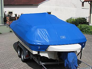 Persenning Sea Ray 210 Sundeck Bootspersenning 05