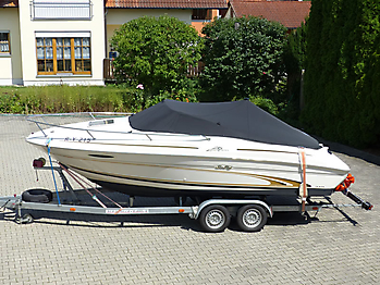 Persenning Sea Ray 215 Express Cruiser Bootspersenning 01