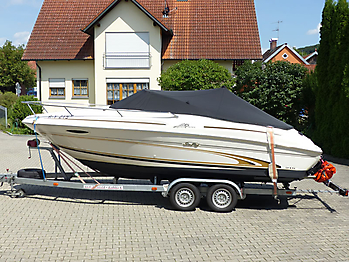 Persenning Sea Ray 215 Express Cruiser Bootspersenning 03