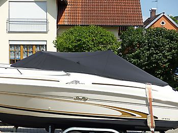 Persenning Sea Ray 215 Express Cruiser Bootspersenning 04