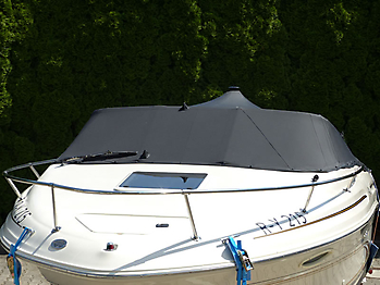 Persenning Sea Ray 215 Express Cruiser Bootspersenning 07