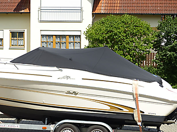Persenning Sea Ray 215 Express Cruiser Bootspersenning 13