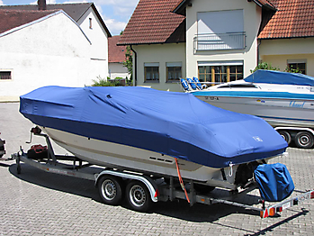Persenning Sea Ray 220 OV Bootspersenning 05