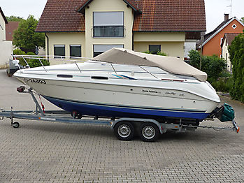Persenning Sea Ray 230DA Bootspersenning 03