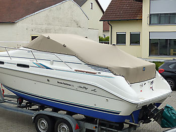 Persenning Sea Ray 230DA Bootspersenning 10