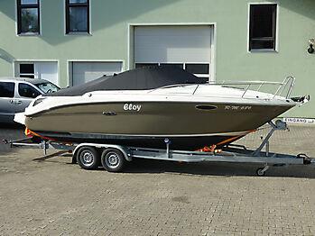 Persenning Sea Ray 235 Weekender Bootspersenning 06